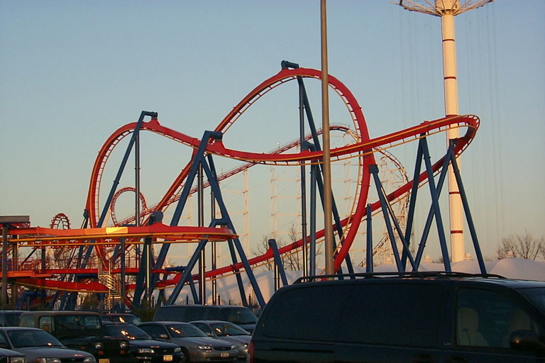 Superman Ride Six Flags Great Adventure | www.pixshark.com ...