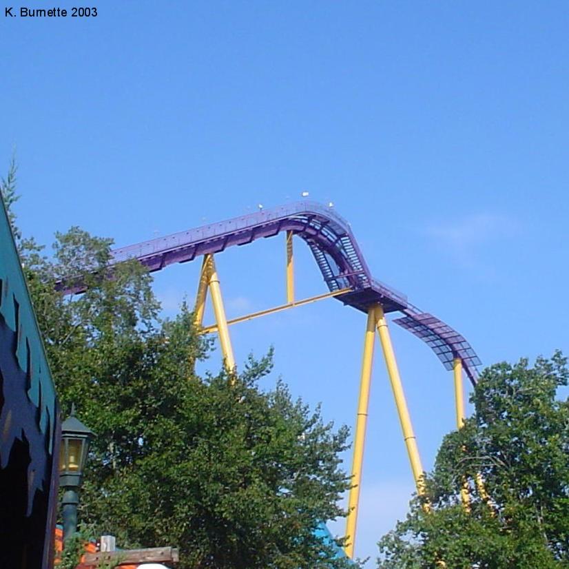 Apollos Chariot Busch Gardens Williamsburg In Virginia Theme Park Critic