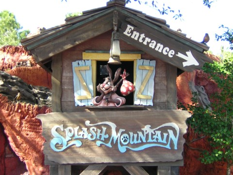 Splash Mountain @ Magic Kingdom in Florida - Theme Park Critic