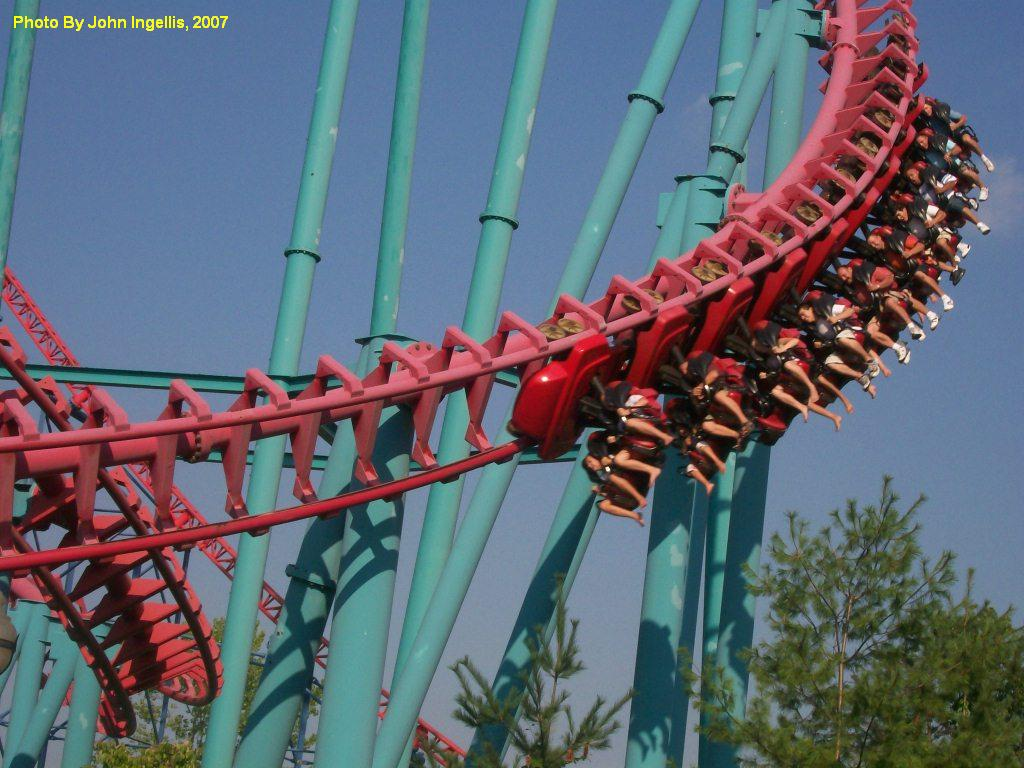 Mind Eraser The Six Flags New England In Massachusetts Theme Park Critic,Grandmother Willow Tree