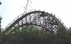 Picture of Psyclone Theme Park Critic Ride of the Day
