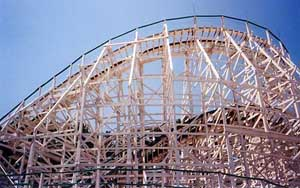 Picture of Georgia Cyclone, The Theme Park Critic Ride of the Day