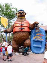 Picture of Grizzly River Run Theme Park Critic Ride of the Day
