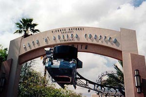Picture of Rockn Roller Coaster Theme Park Critic Ride of the Day