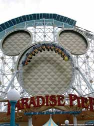 Picture of California Screamin Theme Park Critic Ride of the Day