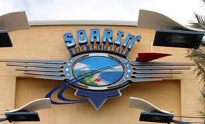 Picture of Soarin Over California Theme Park Critic Ride of the Day