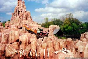 Picture of Big Thunder Mountain Theme Park Critic Ride of the Day