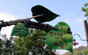 Picture of Its Tough to Be a Bug Theme Park Critic Ride of the Day