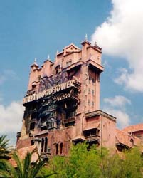 Picture of Tower of Terror Theme Park Critic Ride of the Day